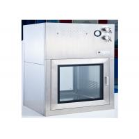 Best Dynamic Cleanroom Pass Through Box With Electromagnetic Interlock wholesale