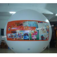 Best 0.18mm Helium Quality PVC Advertising Helium Balloons with ASTM D-1790 Standard For Parade wholesale
