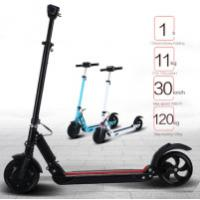 Best 8'' Foldable Electric Scooter Portable Foldable Electric Kick Scooter For Adult wholesale