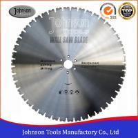 Best 3HP-85HP Power Concrete Wall Saw , Straight U Wall Cutting Blade wholesale