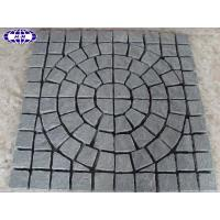 China G654 Dark Grey Granite Driveway Pavers for sale