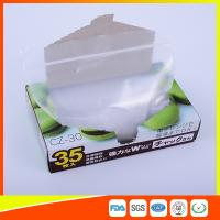 Best Transparent Plastic Zipper Top Zip Lock Bag For Cold Food Storage FDA Approved wholesale