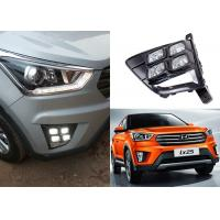 Best New Design Fog Lamps Daytime Running Lights for Hyundai 2014 2015 IX25 Creta wholesale