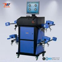 Best Computerized Automotive Wheel Alignment Equipment With 8 CCD Sensors Wireless wholesale