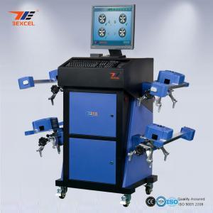 Best Intelligent Wheel Aligner With 8 CCD Sensors 11''-24'' Wheel rim wholesale