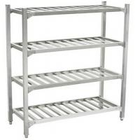 storage stainless steel shelving units for school dining room for sale