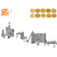 China Professional Pasta Production Line Food Pellet 3d Snacks Processing Line on sale
