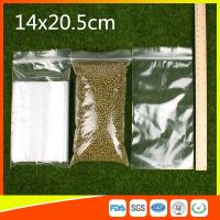 Best LDPE Packing Zip Lock Bags Grip Seal Bag  Reclosable Bag For Storage wholesale