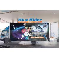 Best Special Effects Mobile XD Theatre Flat Screen Inside Truck wholesale