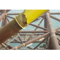 Best Aluminium marine anodes for protection of harbours and jetties platforms wholesale
