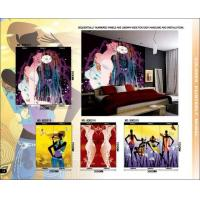 Buy cheap Customised Wallpaper Mural,Chinese Art,ASL800312-800315 from wholesalers