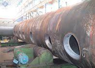 Cheap Water Heat Boiler Mud Drum / Boiler Drum Once Through For Power Station for sale