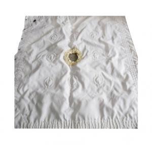 Best Heat Set Polypropylene Filter Cloth /  Liquid Micron Filter Cloth 0.5mm Thickness wholesale