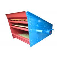 Best Multi - Layer Mining Vibrating Screen 2.5-200MM Mesh For Crushed Stone Material wholesale