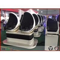 China Commercial Electric 9D VR Movie Theater / Century Theatres XD on sale
