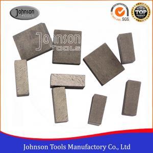 Best Long Life 1600mm Diamond Segment Stone Cutting Segment Segmented Bond Tool wholesale