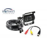 Best 1080P HD Waterproof Bus Surveillance Backup Camera with 10m extension cables and adapter wholesale