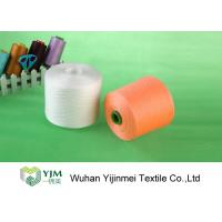 Best 22/2 Plastic Tube 100% Polyester Spun Yarn With Ring Spun / TFO Technics wholesale