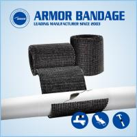 Best Fast Cure Pipe Repairing Armor Wrap Tape Pipe Leak Repair PVC Wrapping Tape 50mm 2m Black Pipe Wrap  Fiber Repair Bandag wholesale