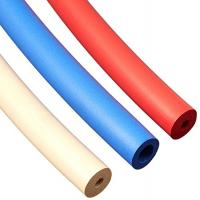 Best Insulation Silicone Foam Rubber Tubing , Silicone Closed Cell Foam Tubing wholesale