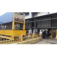 Best Hot Deep Galvanizing Plant With Auto Detect / Adding System , Hot Dip Galvanising Machinery wholesale