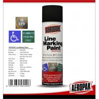 Best Weather Proof Road Marking Spray Paint For Concrete / Asphalt / Glass wholesale