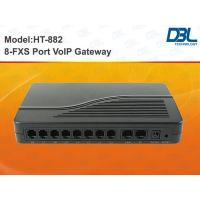 Best 8 ATA VoIP FXS Gateway Protocol SIP / H.323 , PPTP VPN wholesale