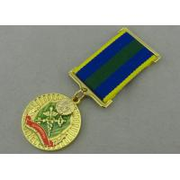 Best Zinc Alloy Custom Awards Medals Die Casting with Transparent Enamel wholesale