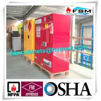 Best Filtering Combustible Storage Cabinets With PP Board For Hazardous Material wholesale