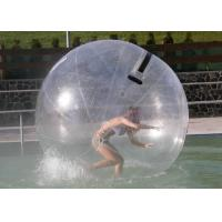 Best Aqua Walking Inflatable Outdoor Toys 1.0mm Thickness PVC / TPU Large Sized wholesale