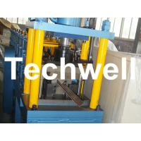Best L Shape Roll Forming Machine / Purlin Roll Forming Machine for Steel L Angle wholesale