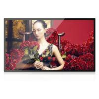 Best Wall Mounting Full High Definition Touch screen Monitor 55 Inch JPEG Photo With 2 * 5W Speaker wholesale