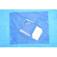 Quality Breathable Non Woven Sterile Medical Gowns Disposable Acid Resistant wholesale