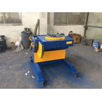 Best Storage Tank Rotary Welding Turning Table Rotary Welding Positioners With Gear And Rotary Support wholesale