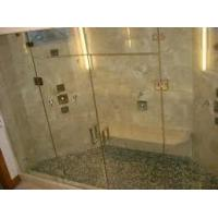 China Luxury steam shower enclosure,big steam room with bathtub on sale