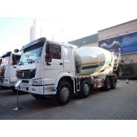 Best SINOTRUK HOWO  8X4 Concrete Mixer Trucks wholesale