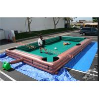 Best inflatable billiard table , inflatable human foosball , human foosball sacco ,  human inflatable ball pool table soccer wholesale