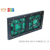 Cheap RGB LED Display Billboard P10 320*160 Module With Silm And Light Cabinet for sale