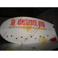 Best Customized LED Lighting Airship Balloons Helium With 540x1080 DPI Printing wholesale