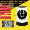 Buy cheap EC5 720P Fisheye Panorama WIFI P2P IP Camera IR Night Vision CCTV DVR Wireless from wholesalers