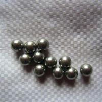 China Low price 8mm 9.5m 10mm 11mm 12mm solid stainless steel ball for bearing on sale