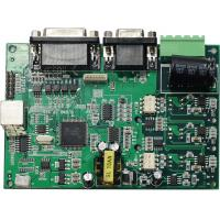 Cheap 6 Layers HASL SMT Printed Circuit Board Assembly For Network Control Board for sale