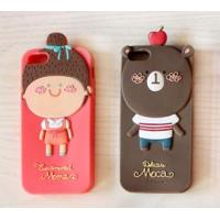 Buy cheap wholesale carton silicon phone cases for iphone4 case from wholesalers