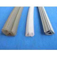 Best Maintenance Free Silicone Seal Strip , Platinum Cured Silicone Extruded Profiles wholesale