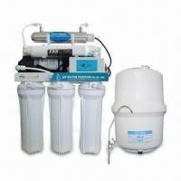 Best Home reverse osmosis water purifier with UV sterilizer, 100 to 240V AC, 50/60Hz Power, 3.6 to 58psi wholesale