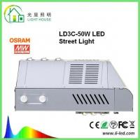 Best IP65 Nichia High Power Led Street Light SMD3030 Chip 140 LM / W DLC FCC Certified wholesale