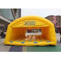 Best Outdoor kids N adults inflatable obstacle rush made of best material for interactive activities or events wholesale