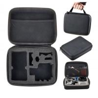 Buy cheap Middle Size Camera Accessories Portable Protective Shockproof Storage Case For GoPro Hero 5 4S 4 3+ 3 2 1 SJCAM from wholesalers