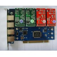 Buy cheap Hot Sale 4 Port Asterisk Card from wholesalers