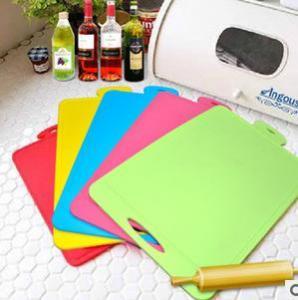 Best kitchen utensils wholesale flexible silicone cutting board wholesale